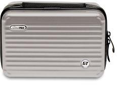 Ultra Pro Deck Box: GT Luggage Silver