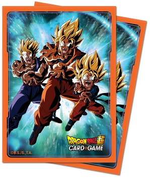 Ultra Pro Sleeves: Dragon Ball Super - Version 3