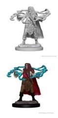 D&D Unpainted Minis - Human Male Sorcerer