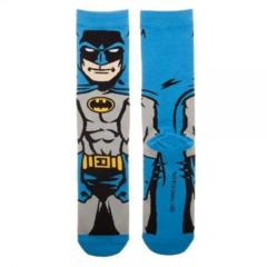 Batman 360 Crew Socks