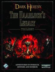 Warhammer 40000 Roleplay - Dark Heresy: The Haarlock's Legacy Trilogy