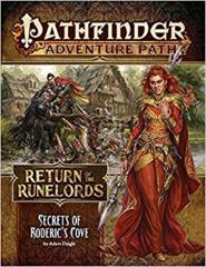 Pathfinder Adventure Path 133: Return of the Runelords - Secrets of Roderic's Cove