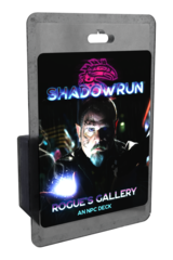 Shadowrun: Rogues' Gallery