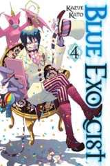 Blue Exorcist GNVol 04 (Jul111281) (C: 1-0-0)