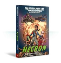 Warped Galaxies: Attack of the Necron
