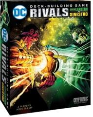 DC Comics Deck-Building Game: Rivals – Green Lantern vs. Sinestro