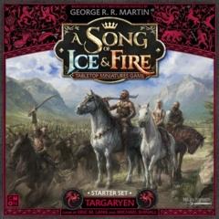 A Song of Ice And Fire - Targaryen Starter Set