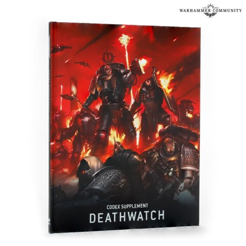 Codex Supplement: Deathwatch Collectors Edition