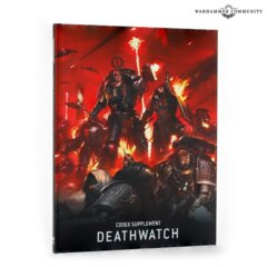 Codex Supplement: Deathwatch Collector's Edition