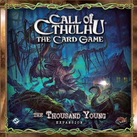 Call of Cthulhu Card Game: Thousand Youngs