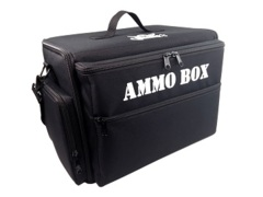 Battle Foam - Ammo Box: Magna Rack Load Out Black