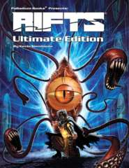 Rifts: Role-Playing Game Ultimate Edition