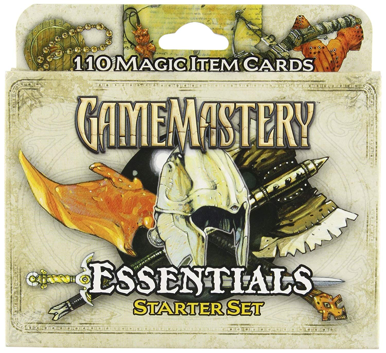 GameMastery Item Cards: Essentials Starter Set