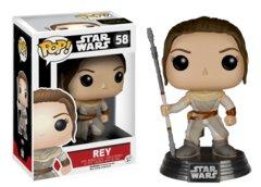Pop! Movies: Star Wars - Rey