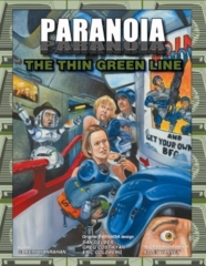 Paranoia - The Thin Green Line (Softcover)