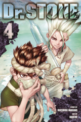 Dr Stone GN Vol 04