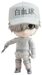 Cells At Work White Blood Cell Nendoroid Af