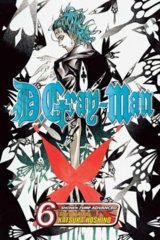 D Gray Man Vol 6