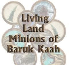 Torg Eternity: Living Land Minions of Baruk Kaah