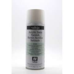 Acrylic Satin Varnish 400ml