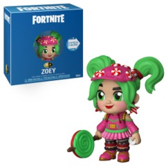 5 Star Fortnite: Zoey
