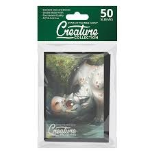 StarCityGames.com Matte Sleeves - Creature Collection - Playing with Fire (50 ct.)