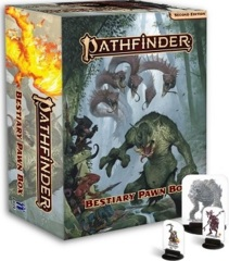 Pathfinder RPG (Second Edition): Pawns - Bestiary Pawn Box