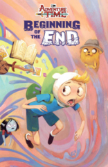 Adventure Time Beginning Of End TP