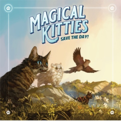 Magical Kitties Save the Day!