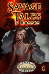 STOH-1: Savage Tales of Horror Volume One