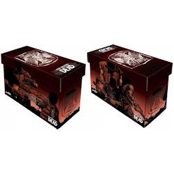 BCW Comic Book Box: Short Art - The Walking Dead #3