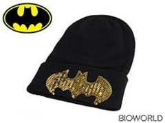 Batman - Sequin Logo Beanie