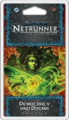 Android Netrunner Democracy and Dogma Datapack