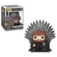 Pop! Television: Game of Thrones - Tyrion Lannister on Throne