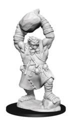 Pathfinder Battles Unpainted Mini: Ogre