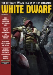 White Dwarf November 2019