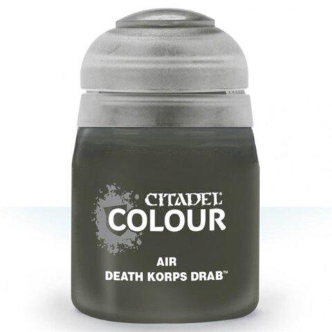 Air: Death Korps Drab