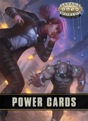 Savage Worlds Power Cards