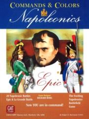 Command & Colors Napoleonics: Epic Napoleonics