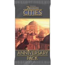 7 Wonders Anniversary Pack: Cities