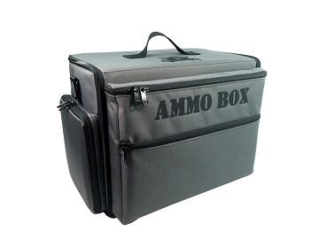 Battle Foam - Ammo Box: Magna Rack Load Out Grey