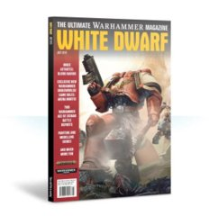 White Dwarf July 2019
