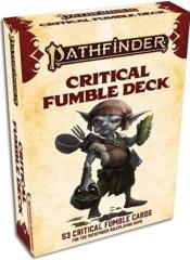 Pathfinder Critical Fumble Deck