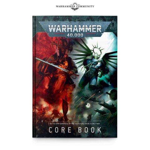 Warhammer 40K: Core Book