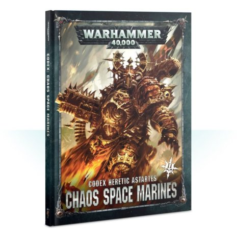 Codex: Chaos Space Marines (second version)