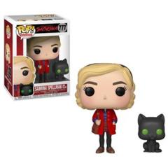 Pop! TV: Chilling Adventures of Sabrina - Sabrina Spellman and Salem