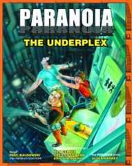 Paranoia - The Underplex (Module)