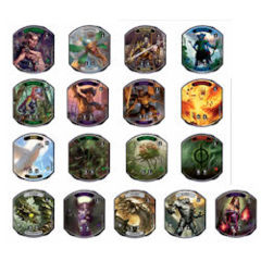 Ultra Pro - Mtg Lineage Collection Relic Tokens Pack