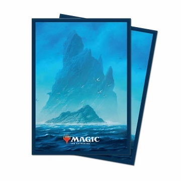 Ultra Pro Sleeves: Unstable - Island