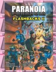 Paranoia - Flashbacks II (Softcover)